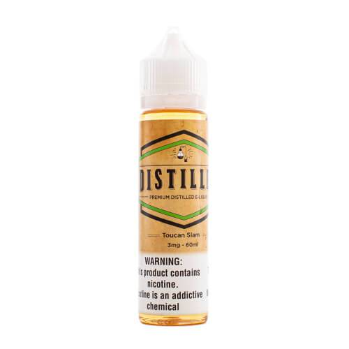 Distilled eLiquid - Toucan Slam - 60ml / 3mg