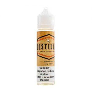 Distilled eLiquid - White Mango - 60ml / 3mg