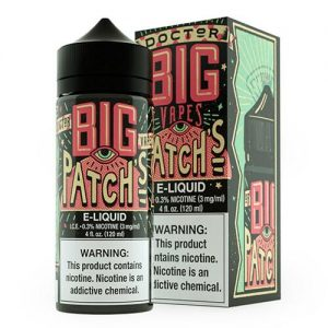 Doctor Big Vapes - Patch's - 120ml / 3mg
