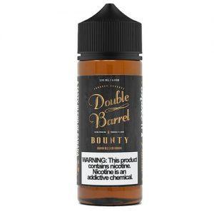Double Barrel Tobacco Reserve - Bounty - 60ml / 3mg / Plastic