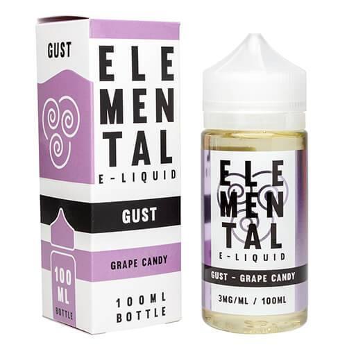 Elemental E-Liquid - Gust - 100ml / 3mg
