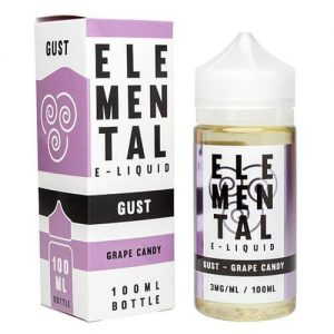 Elemental E-Liquid - Gust - 100ml / 6mg