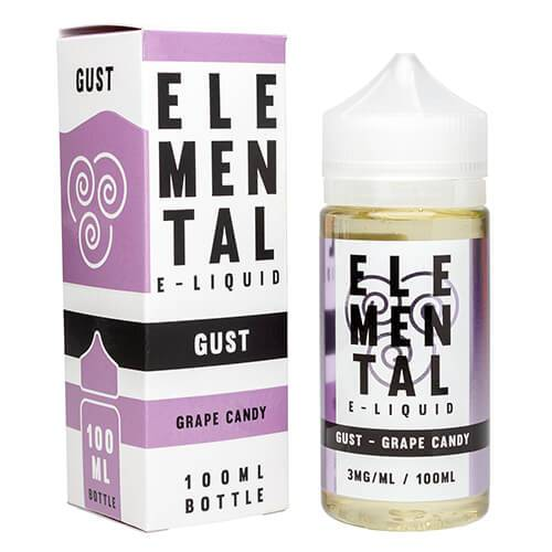 Elemental E-Liquid - Gust - 100ml / 0mg