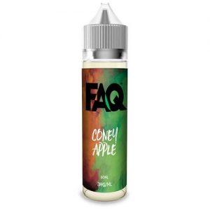 FAQ Vapes - Coney Apple - 60ml / 3mg
