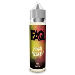 FAQ Vapes - Funky Monkey - 60ml / 6mg