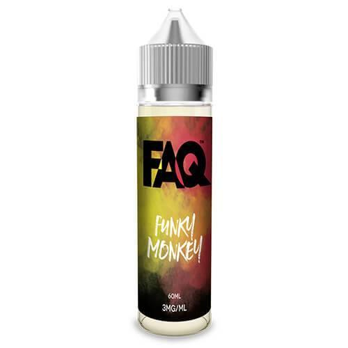 FAQ Vapes - Funky Monkey - 60ml / 3mg