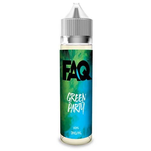 FAQ Vapes - Green Party - 60ml / 3mg
