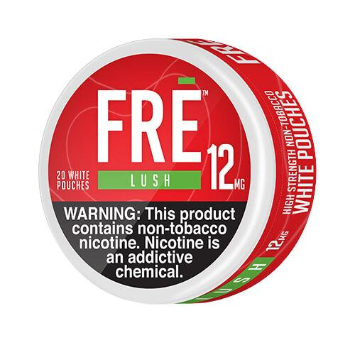 FRE Non-Tobacco Nicotine Pouches - Lush - Single / 12mg