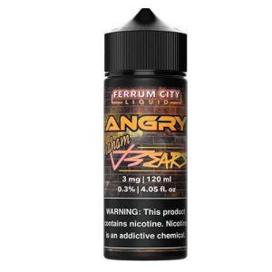 Angry E Line by Ferrum City Liquid - Angry Bears - 120ml / 6mg