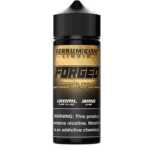 Ferrum City Liquid - Forged - 120ml / 0mg