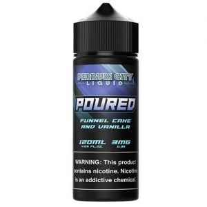The Smelted Line by Ferrum City Liquid - Poured - 120ml / 0mg