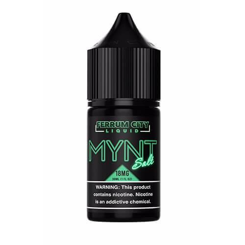 Ferrum City Liquid SALTS - Mynt - 30ml / 36mg