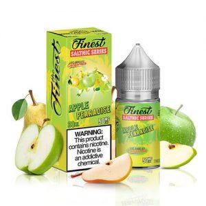 Finest SaltNic Series - Apple Pearadise - 30ml / 30mg