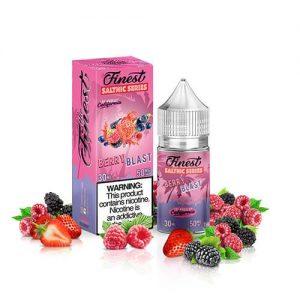Finest SaltNic Series - Berry Blast - 30ml / 30mg