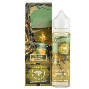 Firefly Orchard eJuice - Lemon Elixirs - Peach Sparked - 60ml / 0mg