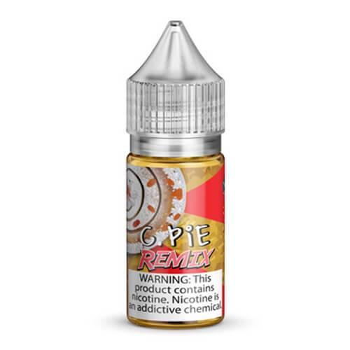 FoodFighter Juice Remixed SALT - C. Pie Remix Nic Salt - 30ml / 25mg
