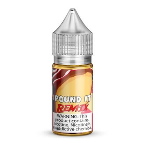 FoodFighter Juice Remixed SALT - Pound It Remix Nic Salt - 30ml / 45mg