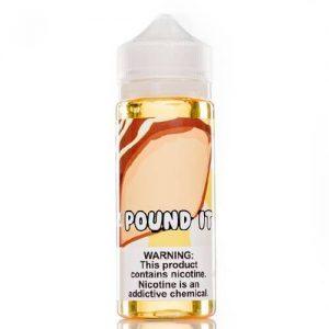 FoodFighter Juice - Pound It - 120ml / 0mg