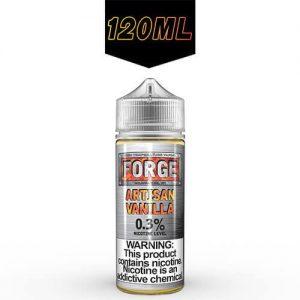 Forge Vapor eLiquids - Artisan Vanilla - 120ml / 6mg