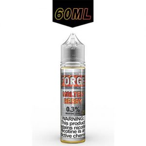 Forge Vapor eLiquids - Molten Berry - 60ml / 6mg