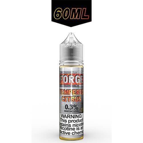 Forge Vapor eLiquids - Tempered Citrus - 60ml / 3mg