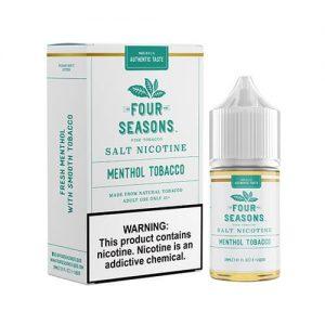 Four Seasons SALTS - Menthol Tobacco - 30ml / 30mg