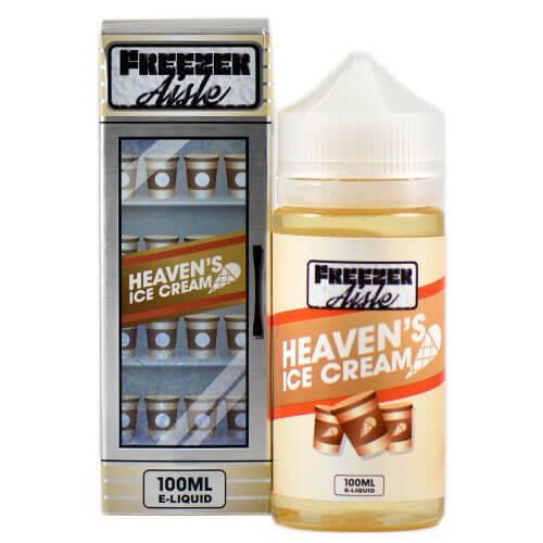 Freezer Aisle - Heaven's Ice Cream - 100ml - 100ml / 6mg