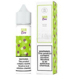 Fresh Farms E-Liquid - Sour Chew - 60ml / 3mg