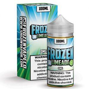 Frozen Vape Co. By Shijin Vapor - Frozen Limeade - 100ml / 0mg