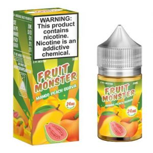 Fruit Monster eJuice - Mango Peach Guava - 100ml / 6mg