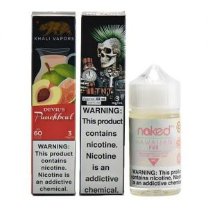 Fruit Basket - E-Liquid Collection - 180ml - 6mg