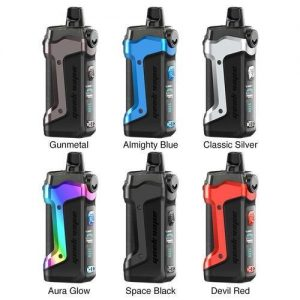 GeekVape Aegis Boost Plus Pod System Starter Kit - Almighty Blue
