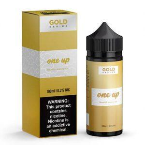 Gold by One Up Vapor - Mango Magic - 100ml / 12mg
