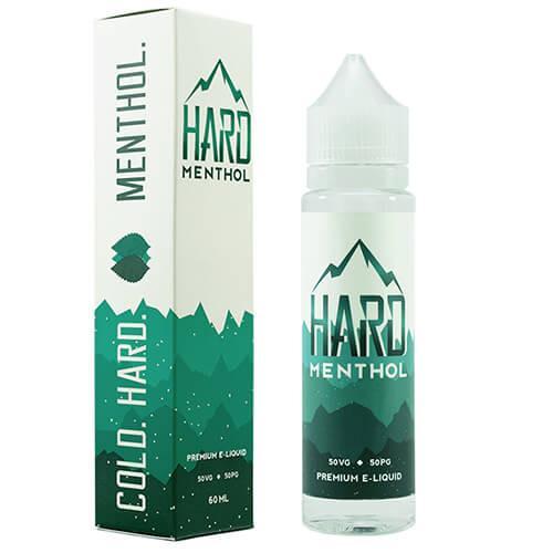 Hard Menthol Premium E-Liquid - Hard Menthol - 60ml / 6mg