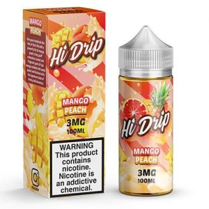 Hi Drip eJuice - Mango Peach - 100ml / 6mg