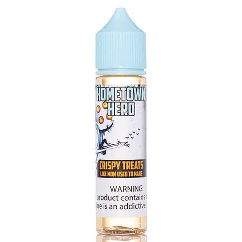 Hometown Hero Vapor - Crunchy - 60ml / 3mg