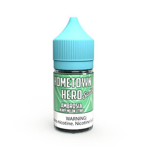 Hometown Hero Salted - Ambrosia Salted - 30ml / 30mg