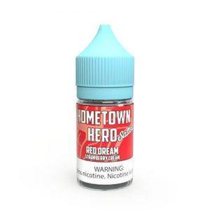 Hometown Hero Salted - Red Dream Salted - 30ml / 50mg