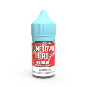 Hometown Hero Salted - Red Dream Salted - 30ml / 30mg