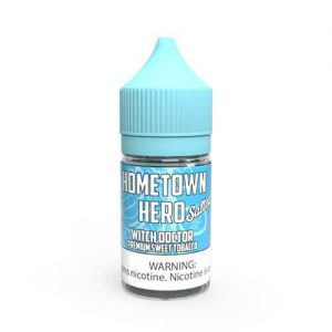 Hometown Hero Salted - Witch Doctor Salted - 30ml / 30mg