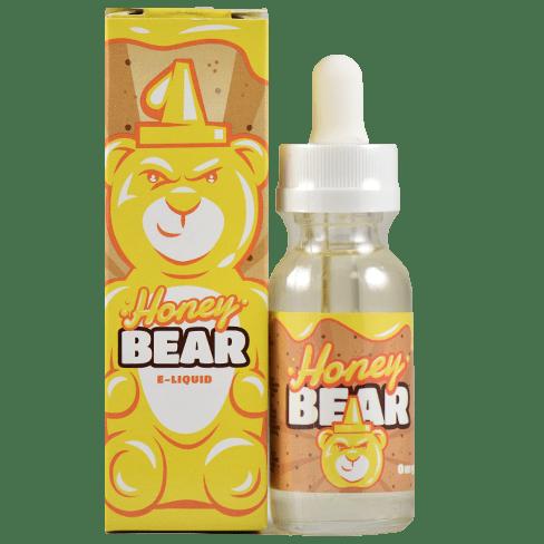 Honey Bear E-Liquid - 30ml - 30ml / 0mg
