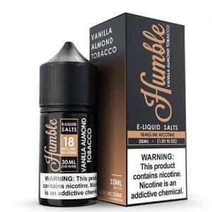 Humble Juice Co. SALTS - Vanilla Almond Tobacco - 30ml / 36mg