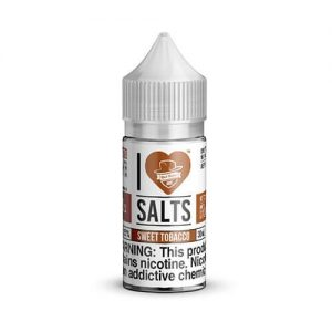 I Love Salts by Mad Hatter - Sweet Tobacco - 30ml / 25mg