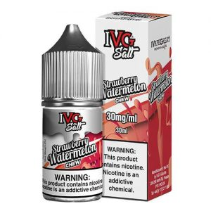 IVG Premium E-Liquids Salts - Strawberry Watermelon Chew - 30ml / 50mg
