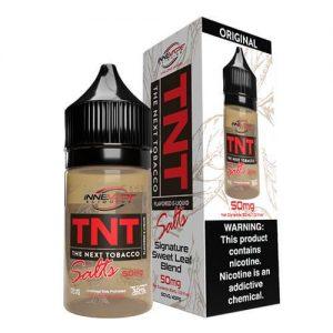 Innevape eLiquids Salts - TNT (The Next Tobacco) - 30ml / 50mg