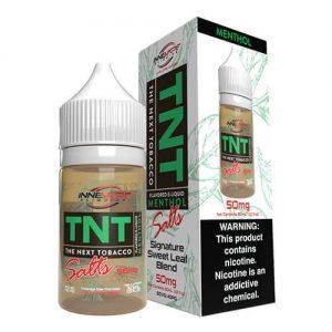 Innevape eLiquids Salts - TNT (The Next Tobacco) Menthol - 30ml / 50mg