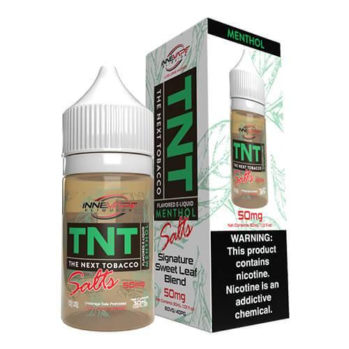 Innevape eLiquids Salts - TNT (The Next Tobacco) Menthol - 30ml / 24mg