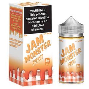 Jam Monster eJuice - Apricot - 100ml / 6mg