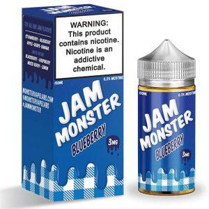 Jam Monster eJuice - Blueberry - 100ml / 6mg