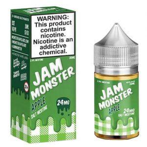 Jam Monster eJuice SALT - Apple - 30ml / 24mg